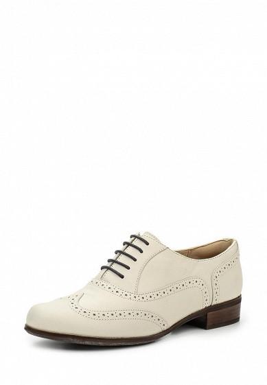 Ботинки Clarks Hamble Oak за 3 990 руб. в интернет-магазине Lamoda.ru