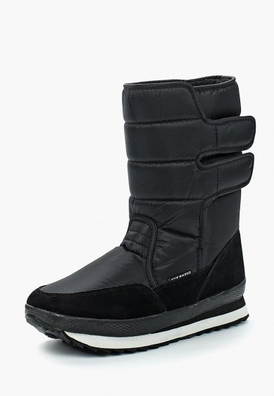 Дутики Five Basics BOB FABRIC & MICROSUEDE SNOWBOOT