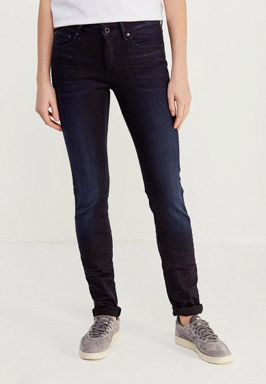 Джинсы G-Star 3301 High Skinny Wmn