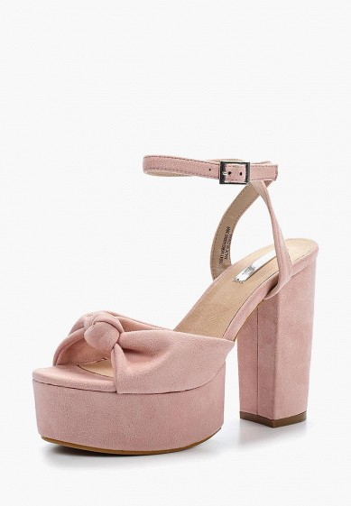Босоножки LOST INK BERRY KNOT FRONT PLATFORM SANDAL