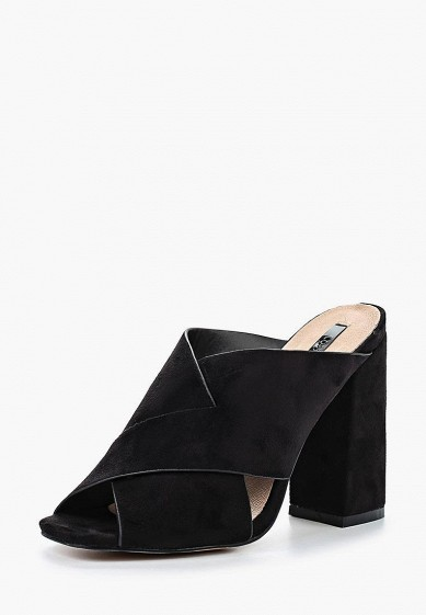 Сабо LOST INK RITA FLARED HEEL MULE
