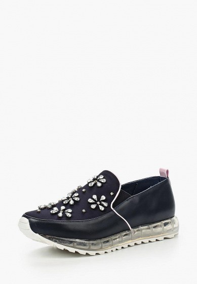 Слипоны LOST INK MOLLY  SLIP ON JEWELLED RUNNER