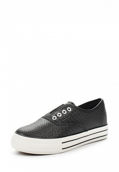 Кеды LOST INK NANCY FLATFORM SLIP ON PLIMSOLL