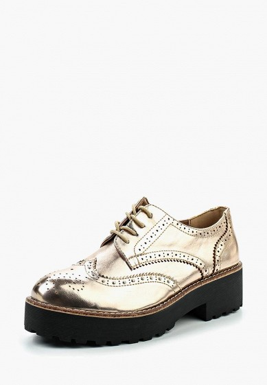 Ботинки LOST INK JANET CLEATED LACE UP FLAT SHOE
