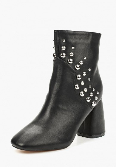 Ботильоны LOST INK DYAN STUDDED BUBBLE HEEL BOOT