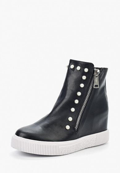 Кеды на танкетке LOST INK ROSIE PEARL WEDGE HI TOP