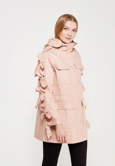 Парка LOST INK BOW SLEEVE PARKA