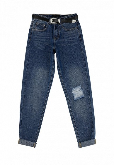 Джинсы LOST INK MOM JEAN IN CLEAN AUTHENTIC