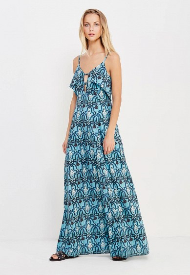 Сарафан LOST INK TILE PRINT MAXI