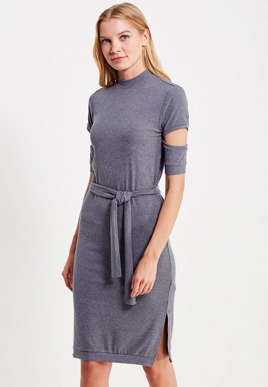 Платье LOST INK SPLI T SLEEVE TIE WAIST