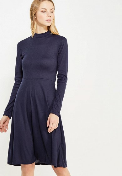 Платье LOST INK TIE BACK FIT AND FLARE DRESS
