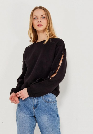 Свитшот LOST INK BUTTON SLEEVE SWEAT