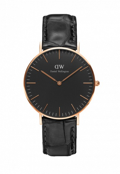 Часы Daniel Wellington DW00100141 Black Reading 36