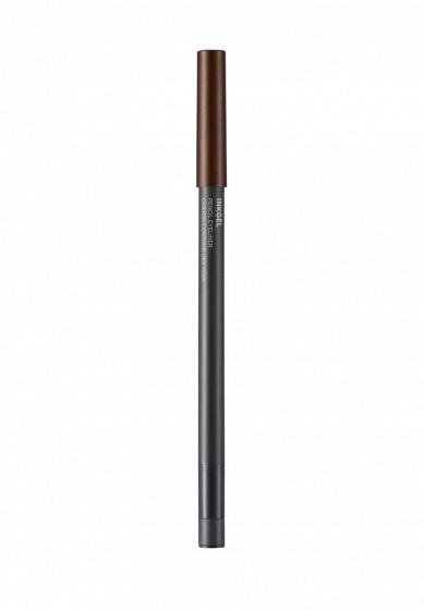 Карандаш для глаз Thefaceshop CHOCO LATTE INKGEL PENCIL EYELINER 04
