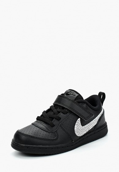 Кеды Nike Boys' Nike Court Borough Low (TD) Toddler Shoe