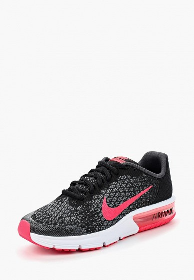 Кроссовки Nike Girls' Nike Air Max Sequent 2 (GS) Running Shoe