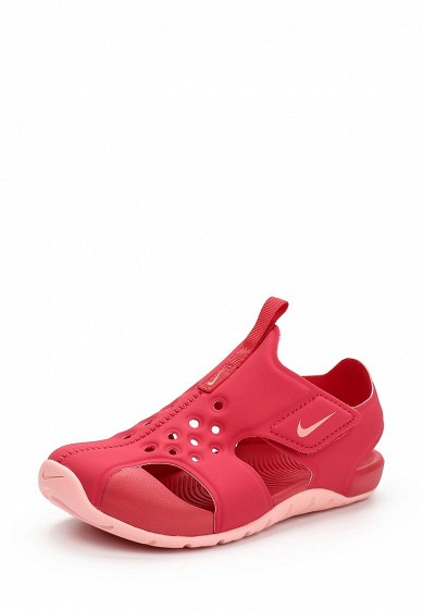Сандалии Nike Girls' Nike Sunray Protect 2 (PS) Preschool Sandal