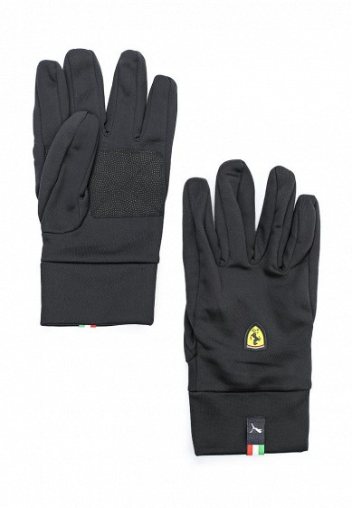 Перчатки PUMA FERRARI FW fleece gloves