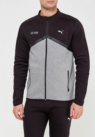 Олимпийка PUMA MAPM T7 Sweat Jacket