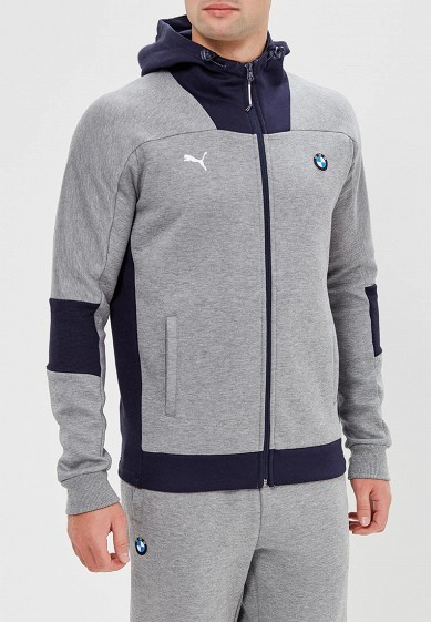 Толстовка PUMA BMW MS Hooded Sweat Jacket