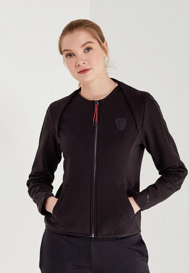 Олимпийка PUMA Ferrari T7 Sweat Jacket