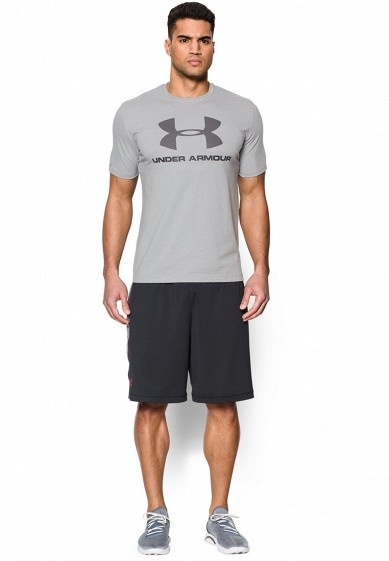 Футболка спортивная Under Armour UA Sportstyle Logo