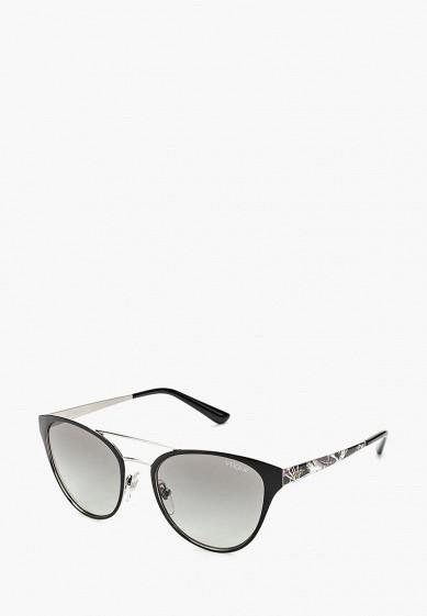 Очки солнцезащитные Vogue® Eyewear VO4078S 352 11 купить за 5 299 ... a39237d4afd