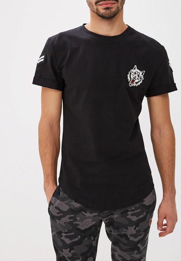 Футболка Aarhon Aarhon AA002EMCVKY2 футболка aarhon aarhon aa002embeop8