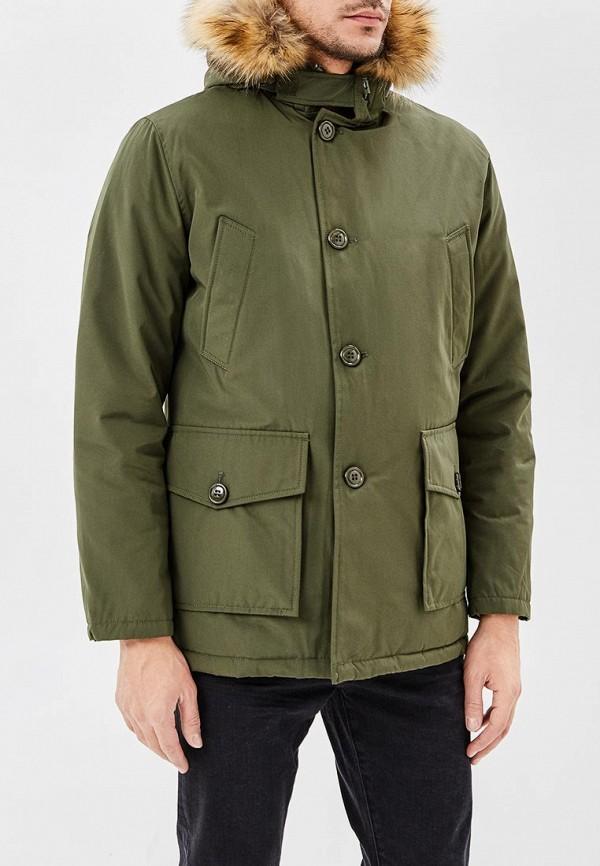 мужская куртка aarhon, хаки
