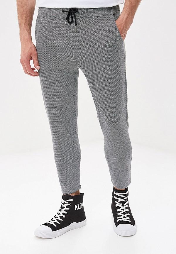 мужские повседневные брюки aarhon, серые