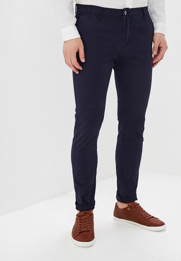 мужские повседневные брюки aarhon, синие