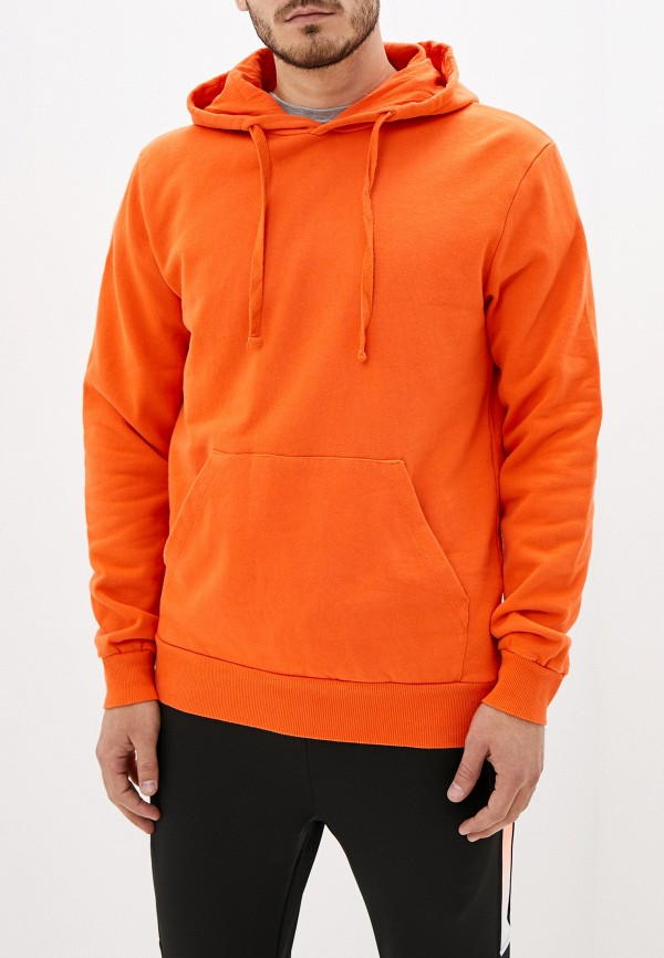 мужские худи aarhon, оранжевые