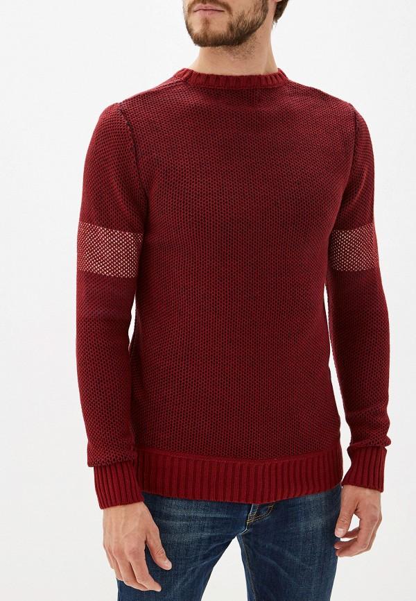 мужской джемпер aarhon, бордовый