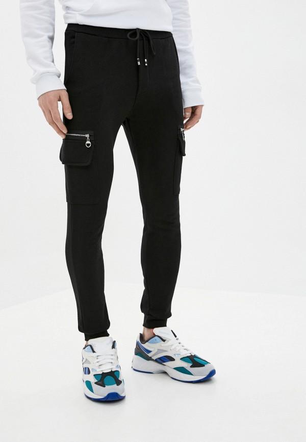 мужские брюки aarhon, черные