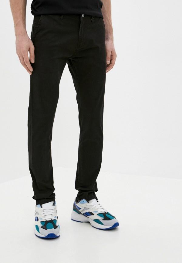 мужские повседневные брюки aarhon, черные