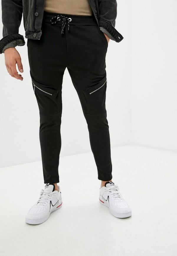 мужские спортивные брюки aarhon, черные