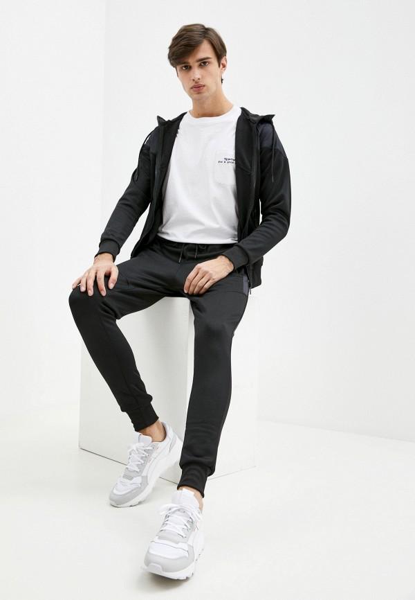 мужской спортивный костюм aarhon, черный