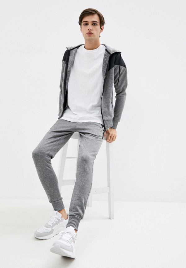 мужской спортивный костюм aarhon, серый
