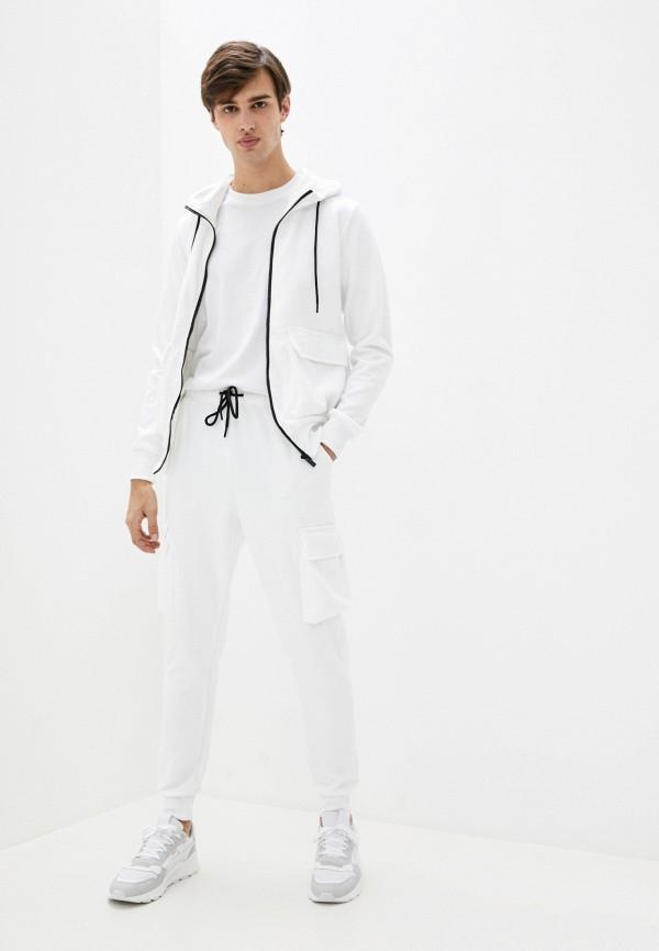 мужской спортивный костюм aarhon, белый