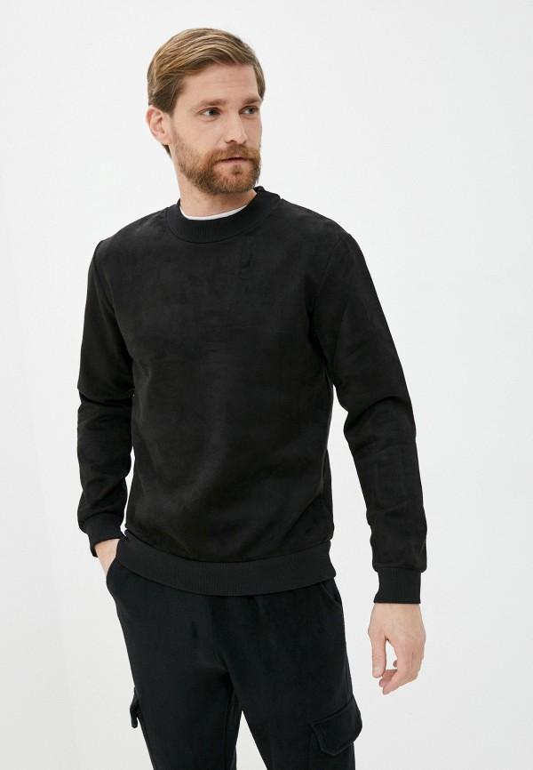 мужской свитшот aarhon, черный
