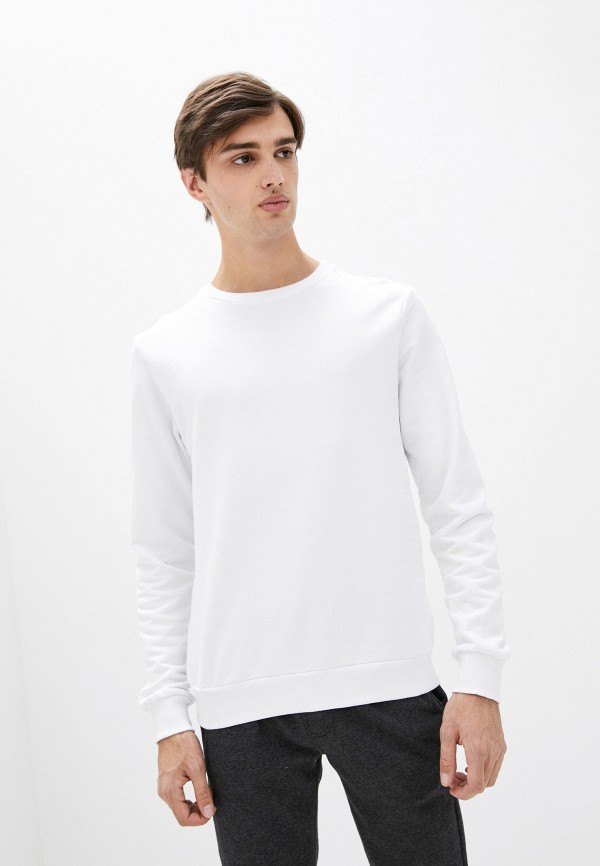 мужской свитшот aarhon, белый