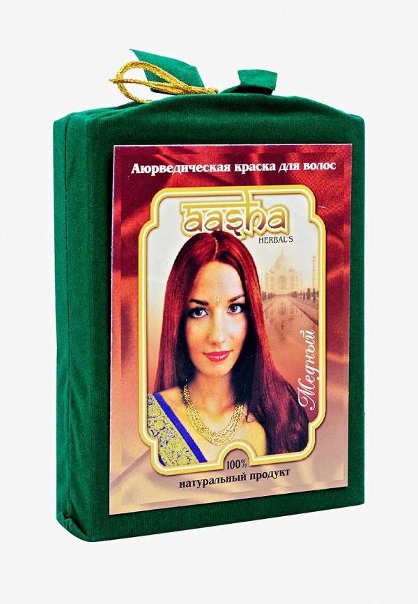 краска для волос aasha herbals, зеленый