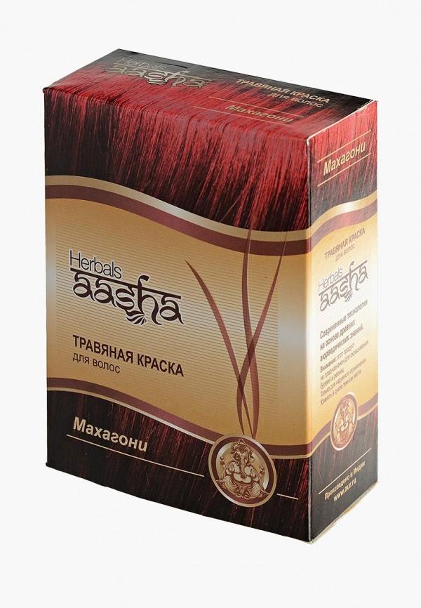 краска для волос aasha herbals, красный