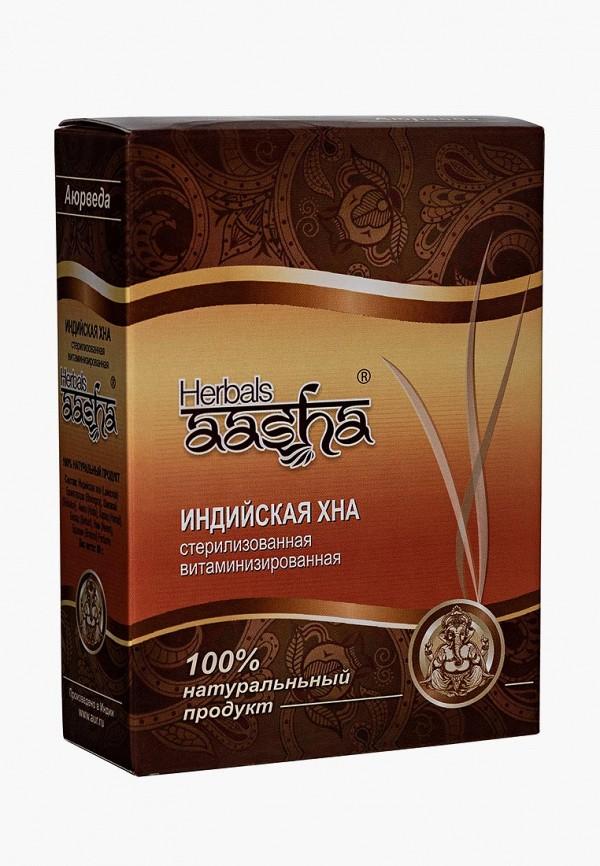 краска для волос aasha herbals, оранжевый