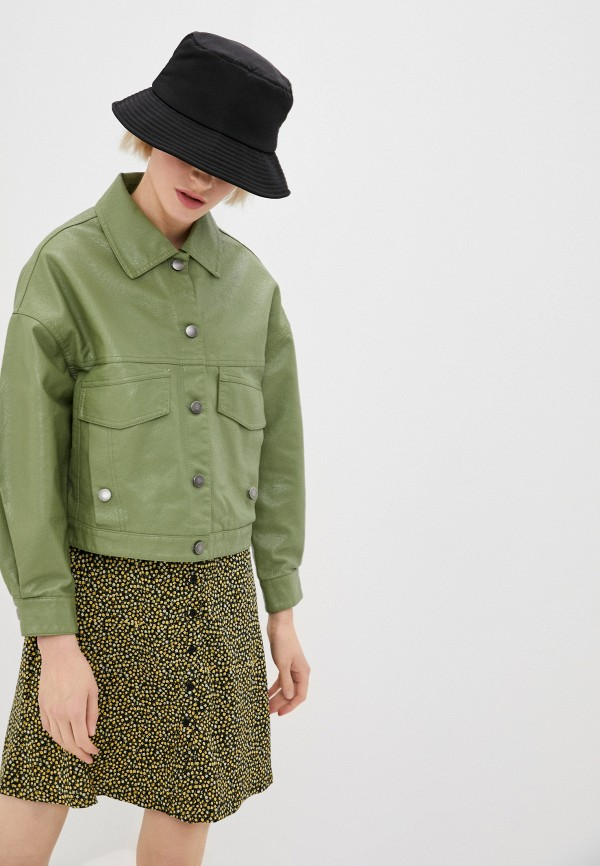 Куртка кожаная Aaquamarina Aaquamarina