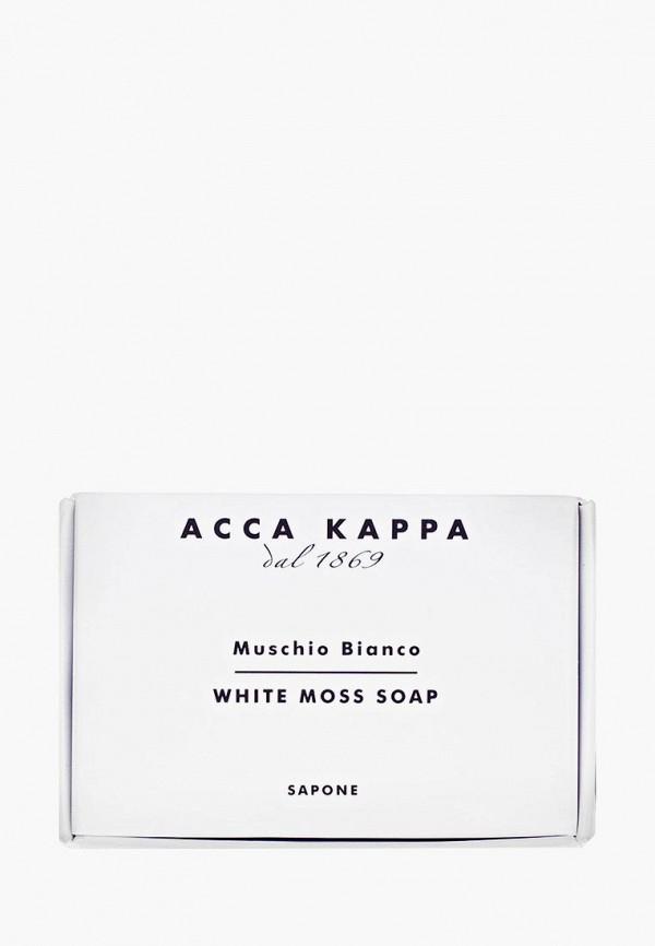 Мыло Acca Kappa Acca Kappa AC001LMCUGC5 acca kappa масло для рук и тела зеленый мандарин 200 мл