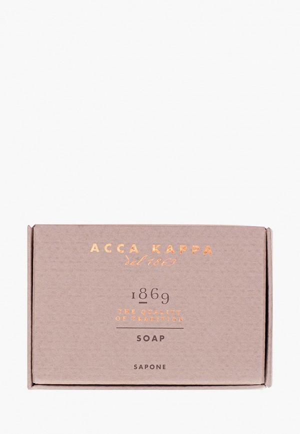 мужское мыло acca kappa