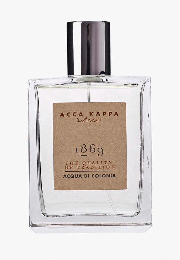 Купить Одеколон Acca Kappa, Acca Kappa AC001LMCUGD1, прозрачный, Осень-зима 2018/2019