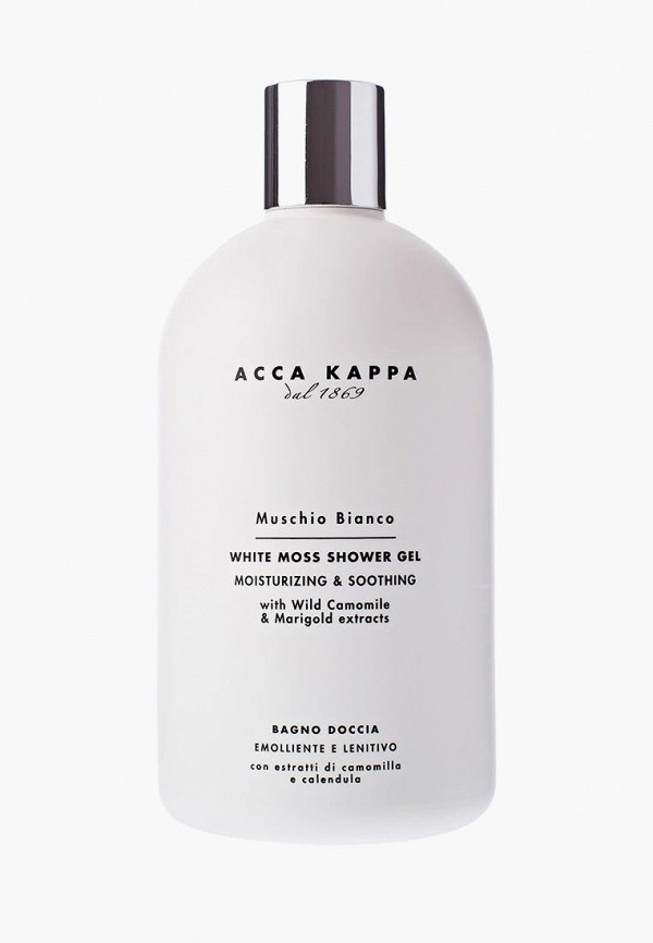 Гель для душа Acca Kappa.