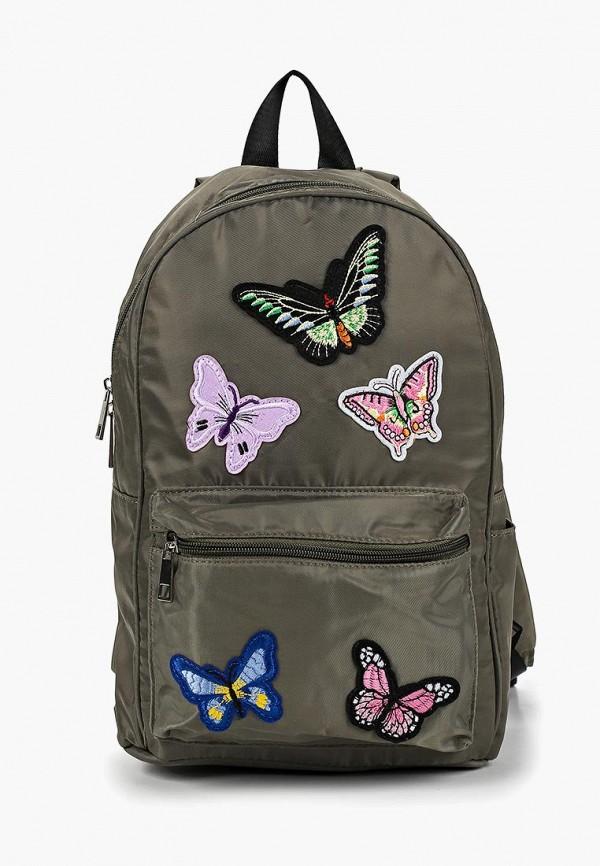 рюкзак acoola для девочки, хаки
